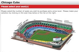 Wrigley Field Seating Chart Prices Cubs Bleacher Tickets Have Inflated Over 1000 In Less Than