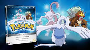 Pokemon Movie 1-3 Collection Trailer - YouTube
