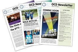 News Letters International Ocd Foundation Ocd Newsletter Archive