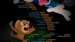 Tom and Jerry The Movie (2021) Ending Credits on TV Plus 7 - YouTube