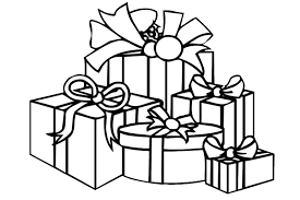 Small Picture Christmas present coloring pages 6 Nice Coloring Pages for Kids
