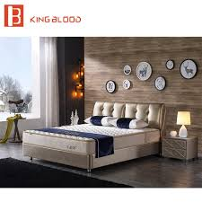 double bed designs in wood. Indian Modern Genuine Leather Solid Wood Double Bed Designs Bedroom  Furniture In