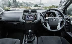 Comparison - Toyota Land Cruiser Prado 2015 - vs - Toyota Mark X ...