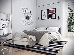 Gray Palette Bedroom