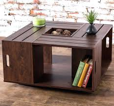 wood crate decor wooden wine coffee table ideas decorations