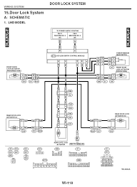 03 '05) door lock and window control wiring question (merged Subaru Tribeca Wiring Diagram click image for larger version name door lock jpg views 11921 size 2008 subaru tribeca ac wiring diagram