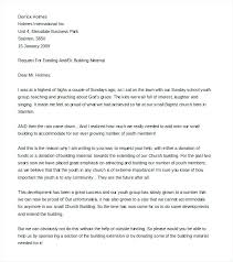 Fund Raising Letters Stunning Best Free Sample Church Donation Letters Template C Thank You Letter