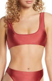 Dolce Vita Swim Size Chart Dolce Vita Trail Blazer Bikini Top Nordstrom