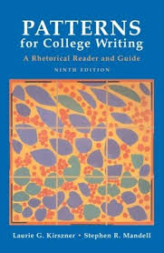 Patterns For College Writing Pdf Cool Download Patterns For College Writing A Rhetorical Reader Guide