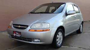 2005 Chevy Aveo LT - Automatic, Alloy Wheels, Sunroof, A/C | GREAT ...