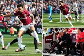 Man united are a quality outfit. West Ham 3 1 Man United Live Score Latest Updates And Commentary For The Premier League Clash
