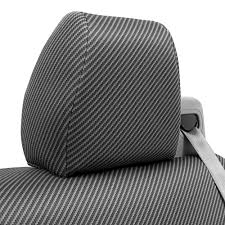 designer printed neosupreme carbon fiber custom seat covers headrestcoverking