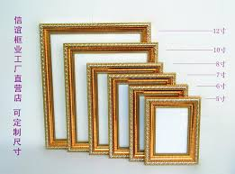 2016 frame for photo quadros de parede frames for photos home garden gold fashion picture 6 7 8 10 12 hanging a4 certificate a4 certificate frame a4 picture