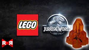 LEGO Jurassic World - All Amber Location Unlocked - Complete ...
