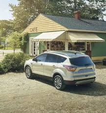 2018 ford white gold. Beautiful White 2018 Ford Escape Titanium In White Gold In Ford White Gold