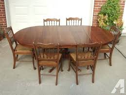 pennsylvania house dining table house solid cherry kitchen dining table pennsylvania house oak dining room furniture