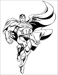 Small Picture Adult super man coloring pages Superman Coloring Pages Printable
