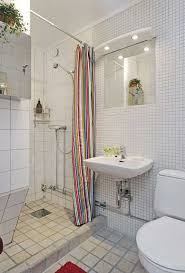 Simple Apartment Bathroom