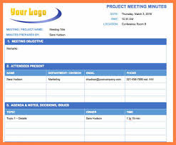 Meeting Minutes Template Microsoft Word 7 Free Meeting Minutes Template Microsoft Word Andrew