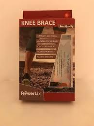 Powerlix Compression Knee Sleeve Sizing Chart Cfr Compression Knee Sleeve Best Support Brace For Meniscus