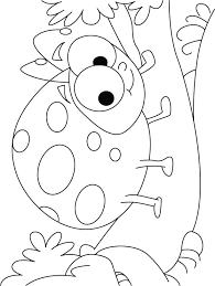 Small Picture Happy ladybug coloring pages Download Free Happy ladybug