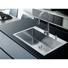 Stufurhome Nw 3322so Single Basin Overmount Kitchen Sink Walmartcom
