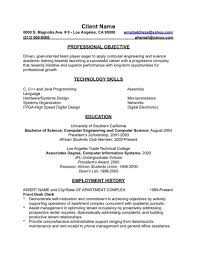 Resume In English Examples English Resume Template Best Cover Letter 20