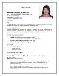 How To Make A Resume For First Job New First Job Resume For High School Students How To Make Toreto Co