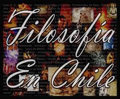 Resultado de imagen para la filosofiaen chile