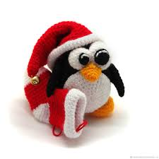 Penguin Crochet Pattern Magnificent Decorating Ideas