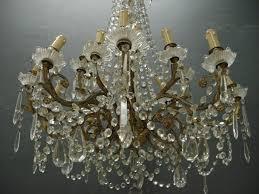 unique french chandelier