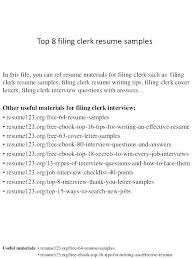 Clerical Resume Template Inspiration Clerical Resumes Examples Clerical Resumes Clerical Skills Resume