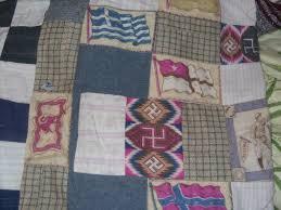 Swastika patch on quilt - The eBay Community &  Adamdwight.com