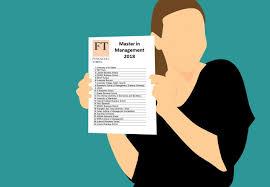 Classement Ecole De Design France Classement Financial Times 2018 Des Masters In Management