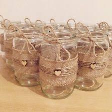 Decorating Jam Jars For Wedding X100 Wedding Decorations Hessian Twine Heart Jam Jars Rustic 38