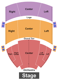Greensboro Special Events Center Seating Chart Steven Tanger Center Seating Chart Greensboro