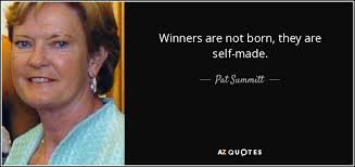 Pat Summitt Quotes Unique 48 QUOTES BY PAT SUMMITT [PAGE 48] AZ Quotes