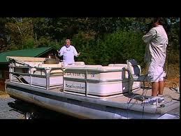 sstv 19 20 replacing marine carpet on a pontoon boat