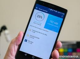 Smart Cleaning On The Lg G4 What Is It And Do You Need It