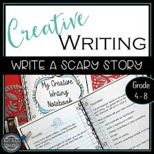write a scary story creative writing notebook by just add students write a scary story creative writing notebook