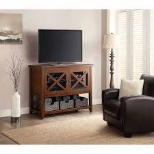 Living Room Buffet Cabinet Better Homes And Gardens Maddox Crossing Buffet Brown Walmartcom
