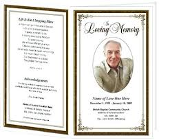 Online Pamphlet Funeral Pamphlet Template Free Brochure Templates Online With Regard