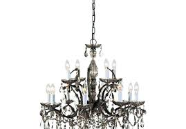 non electric chandelier um image for candle chandelier non electric black