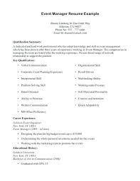 Examples Of Work Experience On A Resume Resume Examples No Work ...