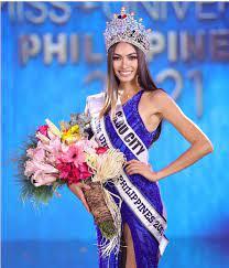 Bisexuelle Soldatin holt sich die Krone - Beatrice Gomez ist Miss Universe  Philippines - Bild.de