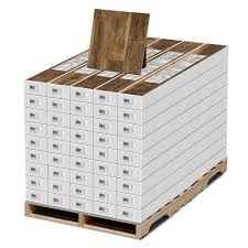 trafficmaster new ellenton hickory 7 mm thick x 7 9 16 in wide x 50 3 4 in length laminate flooring 26 80 sq ft case fb0352cji3409wg001 the home