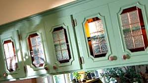 Diy glass cabinet doors Kitchen Cabinets Build Glass Cabinet Doors 0337 Hgtvcom Update Kitchen Cabinets With Glass Inserts Hgtv