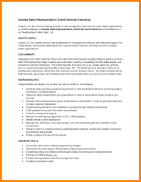 8 Inside Sales Resume Examples Job Apply Form