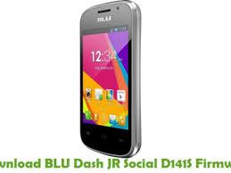 Download BLU Dash JR Social D141S ...