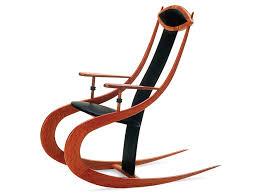 Roo Silhouette Rocking Chair Fine Art  N
